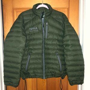 Cabela's Down Filled Puffer Coat